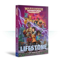 Book 1: Realm Quest - City of Lifestone (Paperback)