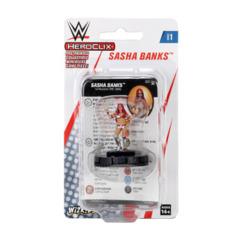 WWE HeroClix: Sasha Banks Expansion Pack