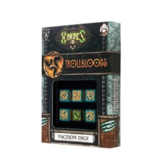Trollbloods Faction Dice