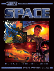 Gurps Space 4th Edition
