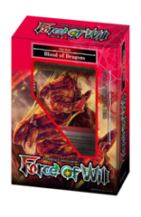 Reiya Cluster Starter Deck - Blood Of Dragons