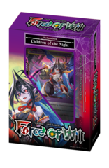 Reiya Cluster Starter Deck - Children Of The Night