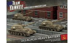 TSBX17: 2S3 Acacia Heavy SP Howitzer Battery