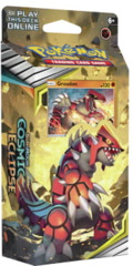 Sun & Moon - Cosmic Eclipse Theme Deck - Towering Heights