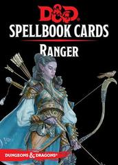 D&D: Updated Spellbook Cards - Ranger Deck