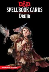 D&D: Updated Spellbook Cards - Druid Deck