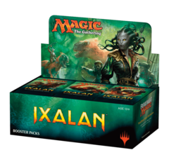 Ixalan Booster Box - English