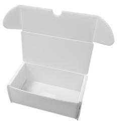 Comic Pro Line - Plastic Storage Box - 400 Count - White