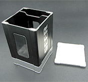 Box God - Seer - 100ct - Silver