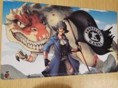 FLG5 Frontline Dinosaur Pirate
