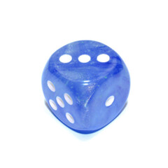 30mm D6 Borealis Sky Blue/ White