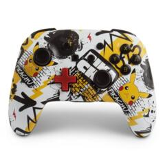 Power A Nintendo Switch Pokemon Wireless Controller - Graffiti