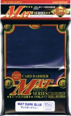 KMC - Standard - 80ct - MAT Dark Blue