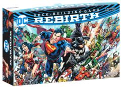 DC Comics - DeckBuilding Game - Rebirth