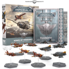 Aeronautica Imperialis: Wings of Vengeance Core Game