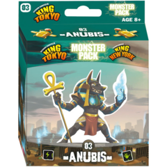 King of Tokyo: New York Anubis Monster Pack