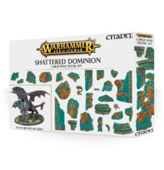 Age of Sigmar Shattered Dominion - Large Base Detail Kit