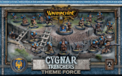 Cygnar - Trenchers Theme Force