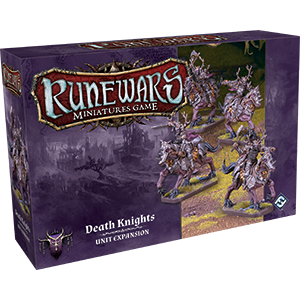 Runewars: Death Knights Unit Expansion