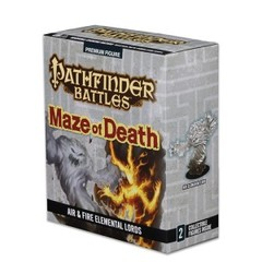 Maze of Death - Case Incentive: Fire and Air Elemental Lords