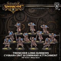 Trencher Long Gunners: Unit and CA