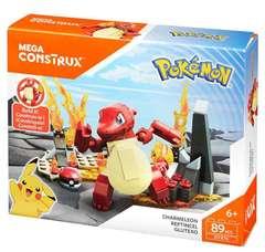 Mega Construx: Pokemon - Evolution Pack - Charmeleon