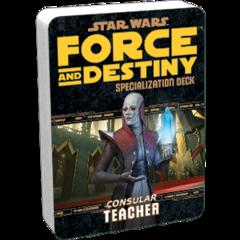 Conular - Teacher Specialization Deck