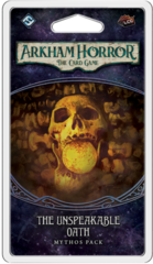 Arkham Horror LCG -The Unspeakable Oath Mythos Pack