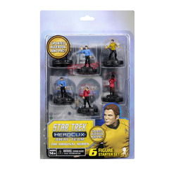 Star Trek Heroclix: Away Team the Original Series - Starter Set