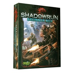 Shadowrun: Beginner Box