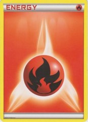 Fire Energy (Unnumbered 2013) - Holo