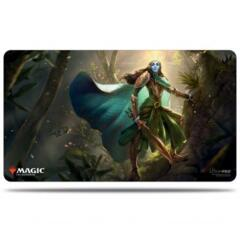 M252 - Kaldheim Playmat featuring Lathril, Blade of the Elves for Magic: The Gathering