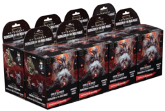 D&D Fantasy Miniatures: Icons of the Realms: Waterdeep: Dungeon of the Mad Mage - Standard Booster Brick