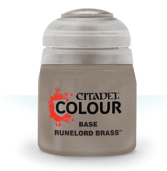 Base: Runelord Brass