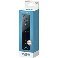 Acc: Wii Remote Black Controller Nintendo