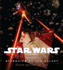 Star Wars: Roleplaying Game - Starships of the Galaxy (Used)