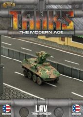 Tanks - The Modern Age - LAV - Tank Expansion - American