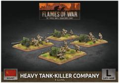 SBX71 Heavy Tank-Killer Company (Plastic)