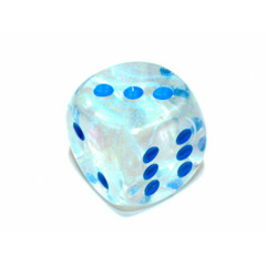 30mm D6 Borealis Icicle/Light Blue