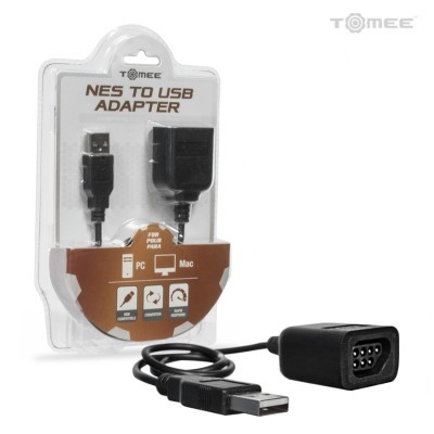 NES to USB Controller Adapter - Tomee