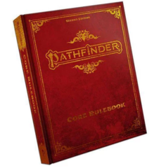 Pathfinder - Core Rulebook - Second Edition - Special Edition