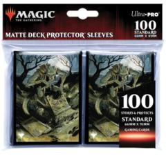 Ultra Pro - MTG: Innistrad: Midnight Hunt ChromaFusion 100ct Sleeves V3 - UPR18825