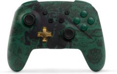 Power A Nintendo Switch Wireless Controller - Zelda Silhouette