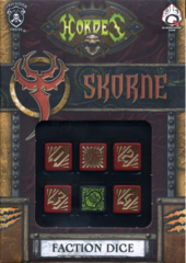 Skorne Faction Dice