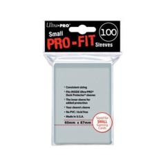 Ultra PRO - Small - 100ct - PRO Fit - Clear