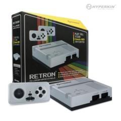 NES RetroN 1 Gaming Console (Silver) - Hyperkin