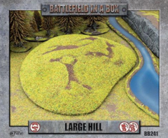 BB241 - Large Hill - 15mm/30mm