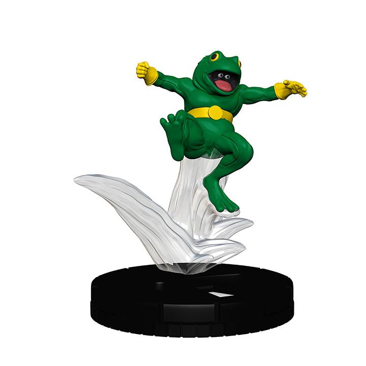 Frog-Man - 048 - Rare