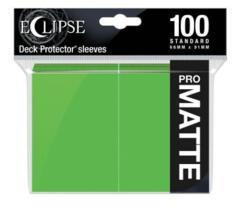100ct Matte Eclipse Green