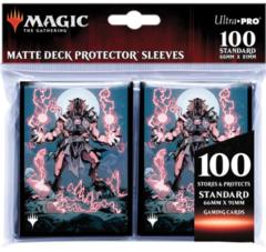 Ultra Pro - MTG: Innistrad: Midnight Hunt ChromaFusion 100ct Sleeves V4 - UPR18826